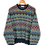 Thumbnail: Multicoloured Knitted Jumper XXL