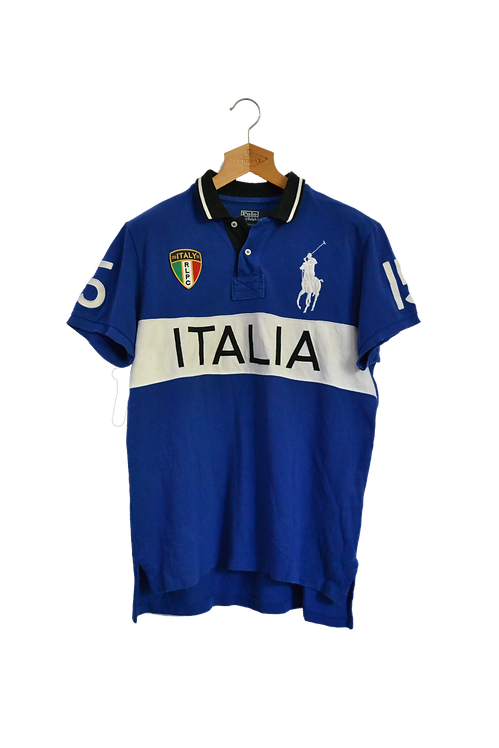 Ralph Lauren Italia Custom Fit Polo L