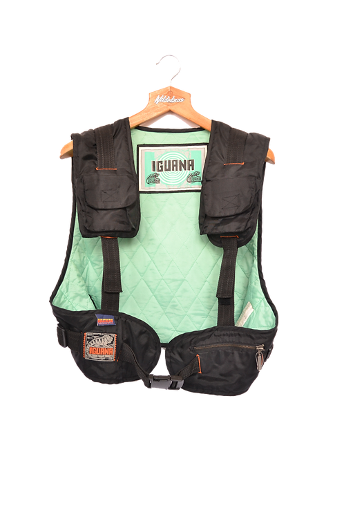 Iguana Tactical Utility Jacket Green L