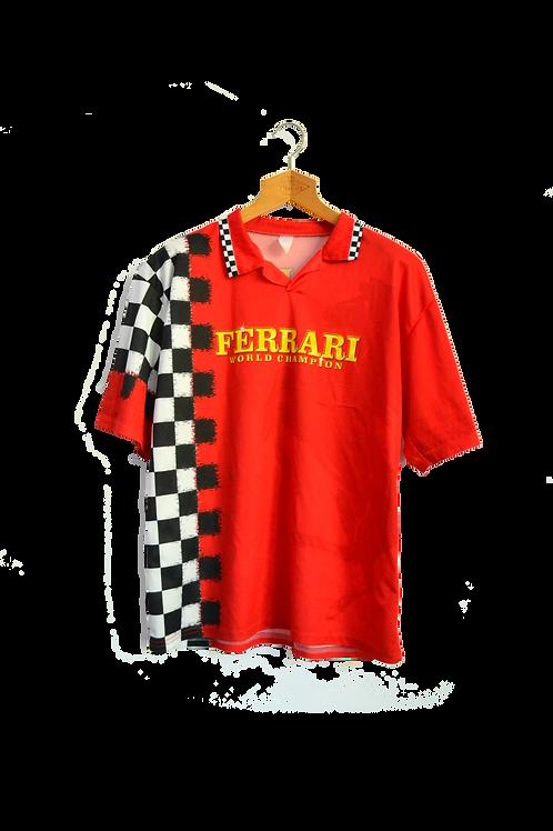 Ferrari F1 Fan Polo XXL