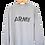 Thumbnail: Official USA Army Longsleeve Tee L