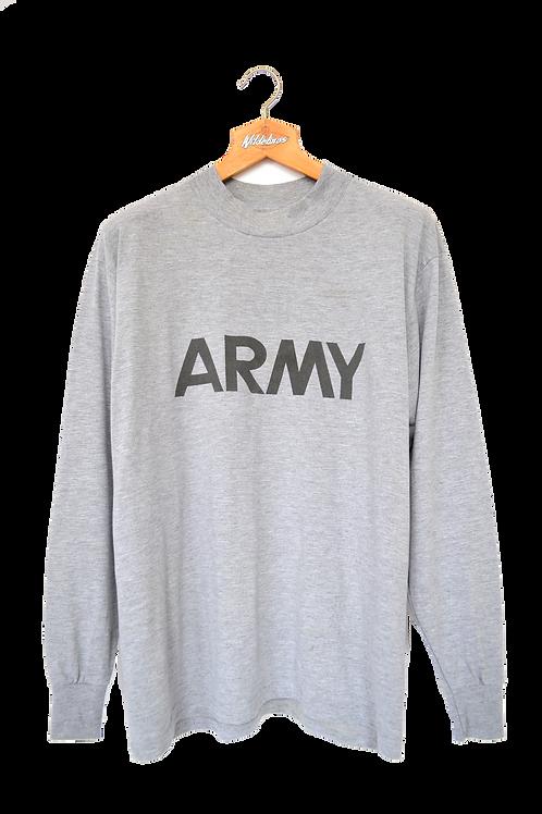 Official USA Army Longsleeve Tee L