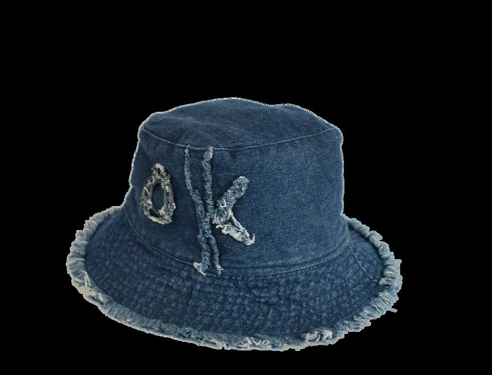 OK Denim Bucket Hat