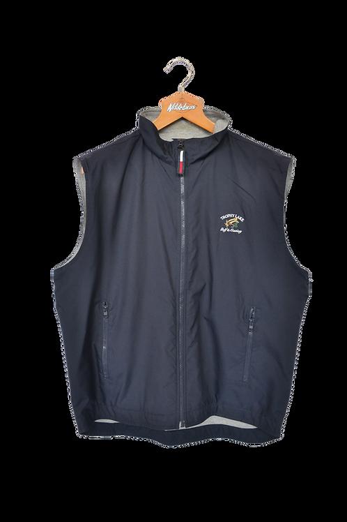 Tommy Hilfiger Golf 90s Trophy Lake Sleeveless Jacket Navy L
