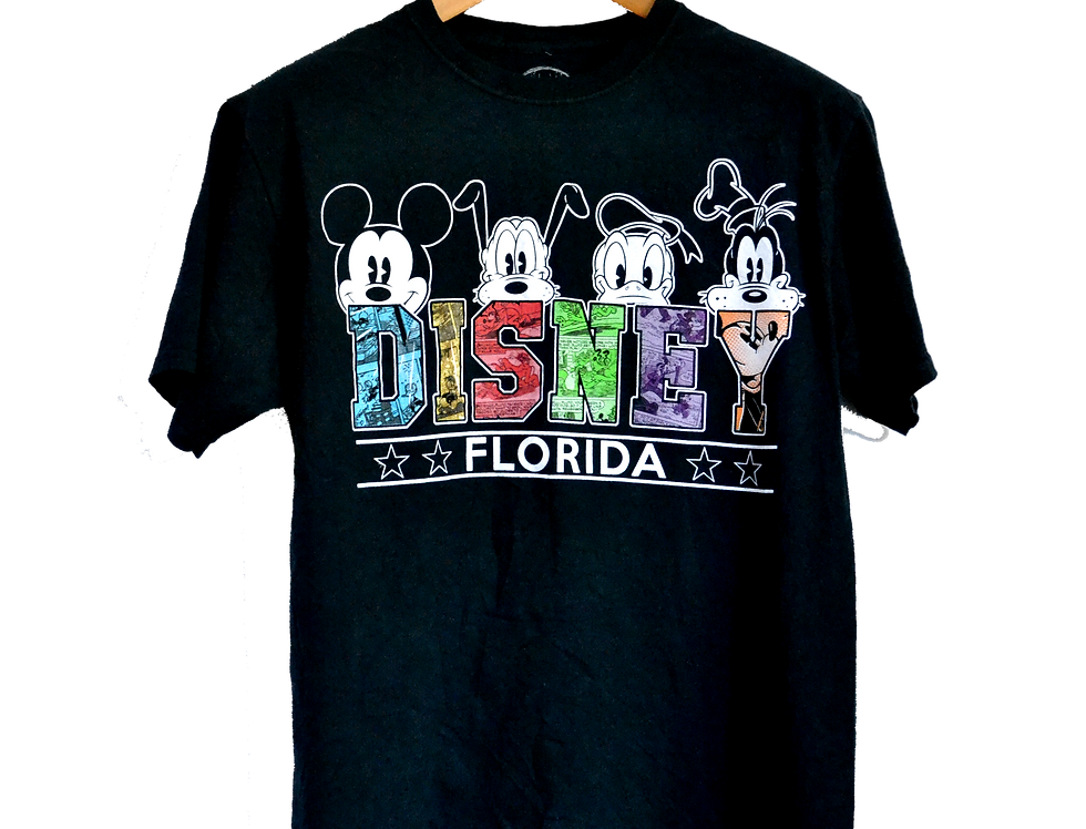 Disney World Florida Tee M