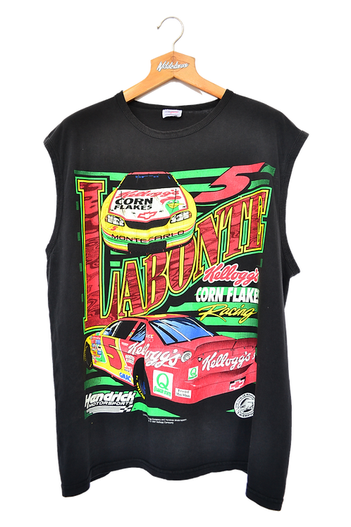 1997 Nascar Bobby Labonte Kelloggs Champion Top XL