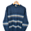 Thumbnail: Knitted 80s Sea Themed Jumper M