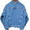 Thumbnail: Marlboro Classics 90s Denim/Leather Collar Jacket M