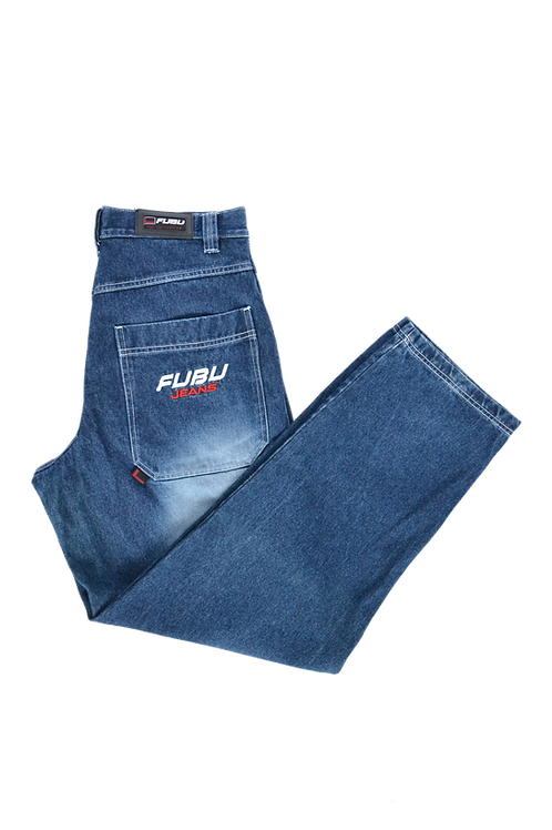 """90s Fubu """"The Collection"""" Jeans 32 x 34"""