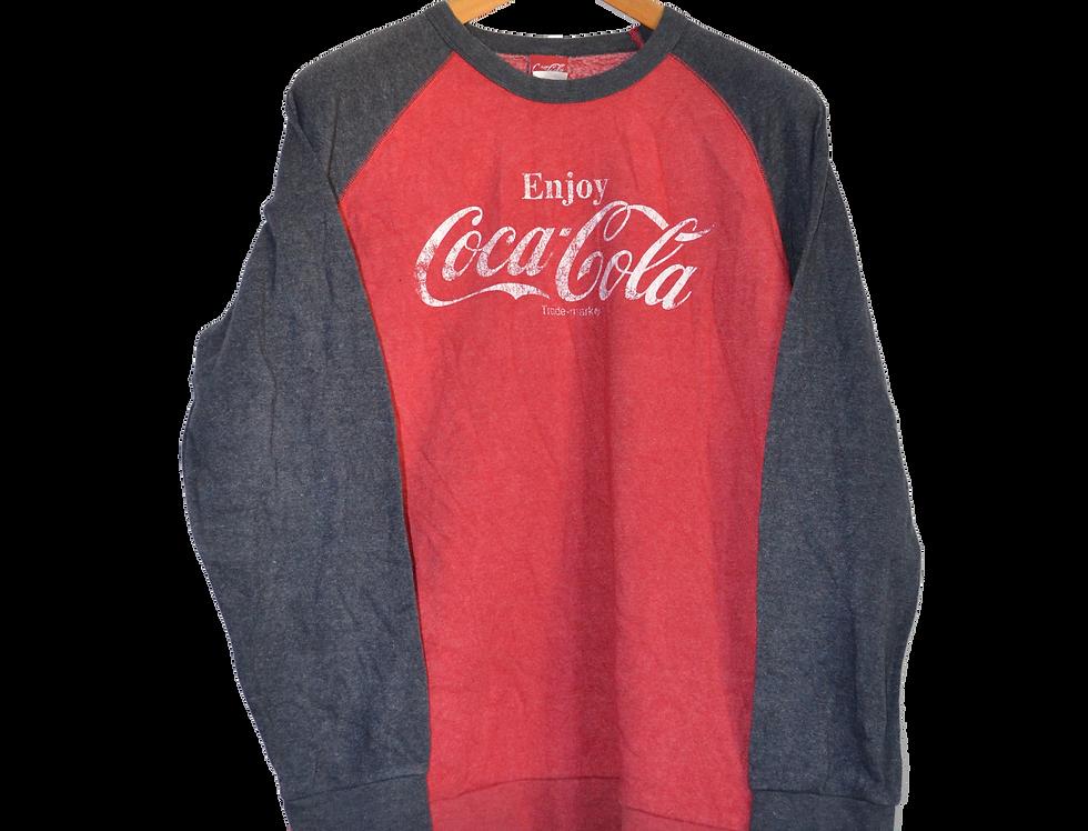 Official Coca Cola Sweatshirt L