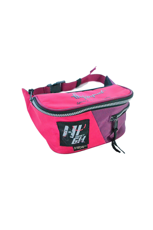 High Impact Waistbag Diagonal Stitch