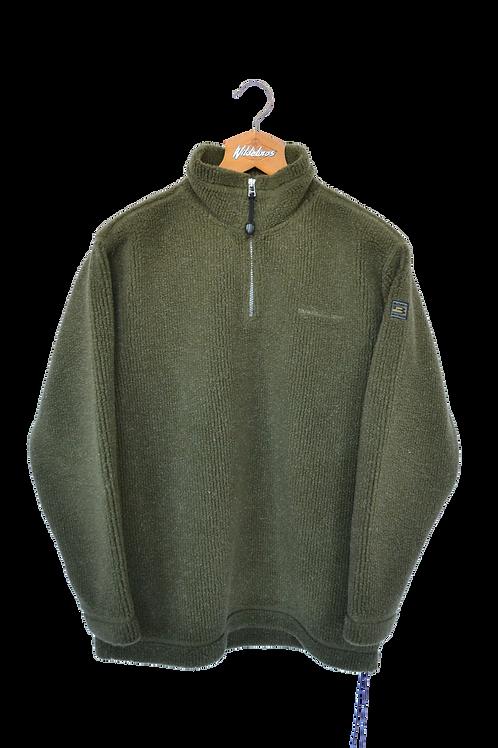 Moss Green 90s Fleece M