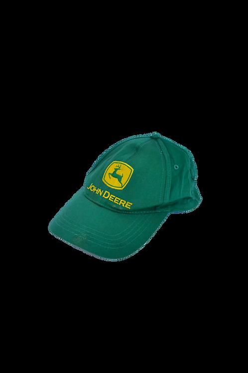 John Deere Negative Logo Cap
