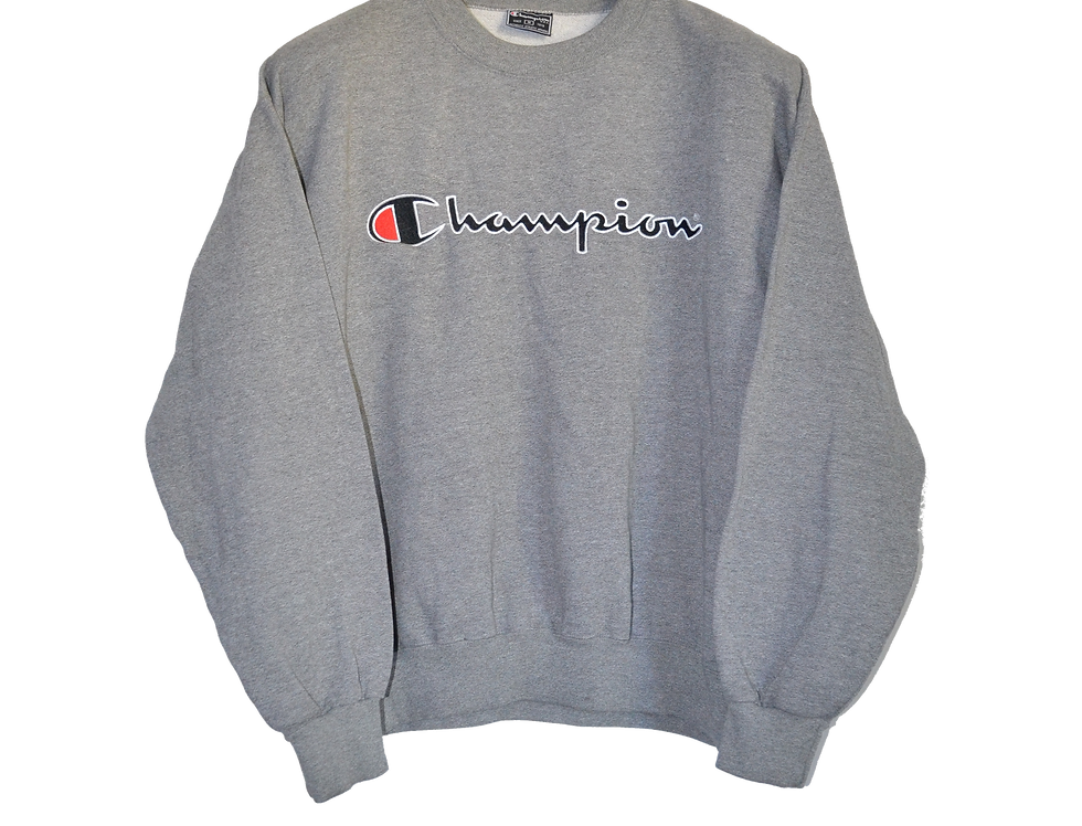 Champion Reverse Stitch Vintage Fit Sweatshirt M