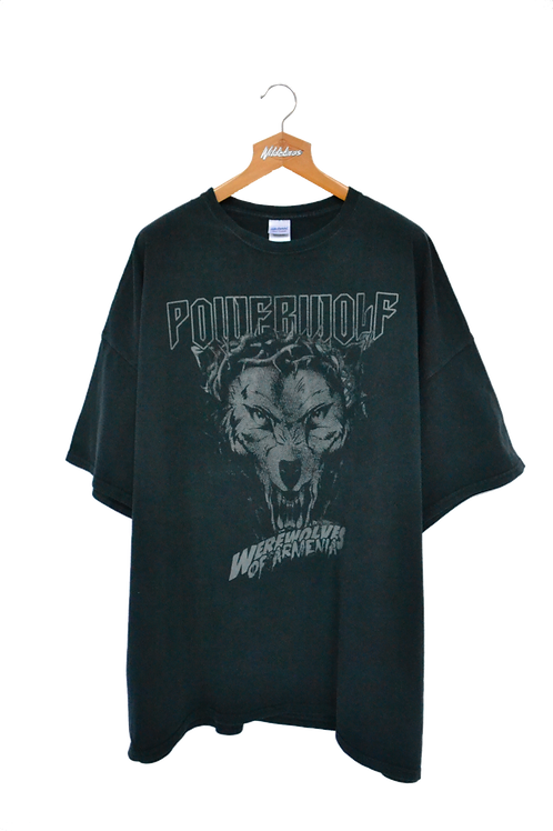 Powerwolf Werewolves of Armenia Band Tee 5XL