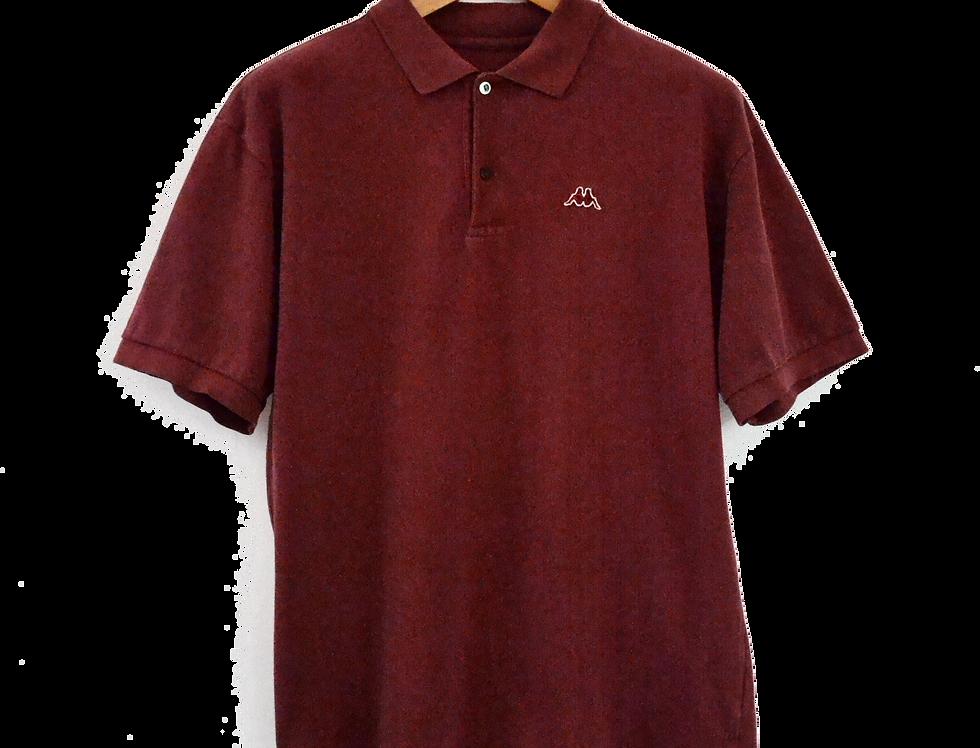 Kappa Bordeaux Polo L