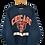Thumbnail: NFL Russell Chicago Bears Spellout/Logo Sweatshirt XL
