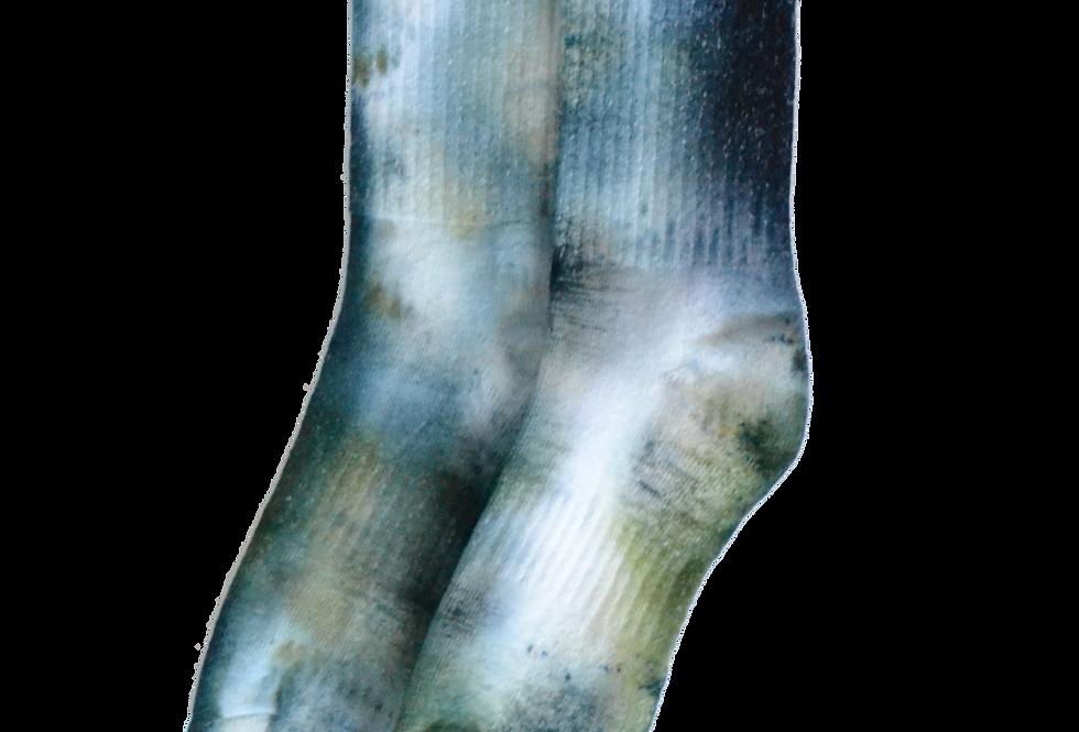 Nike Socks - Deep Sea dye 38-42