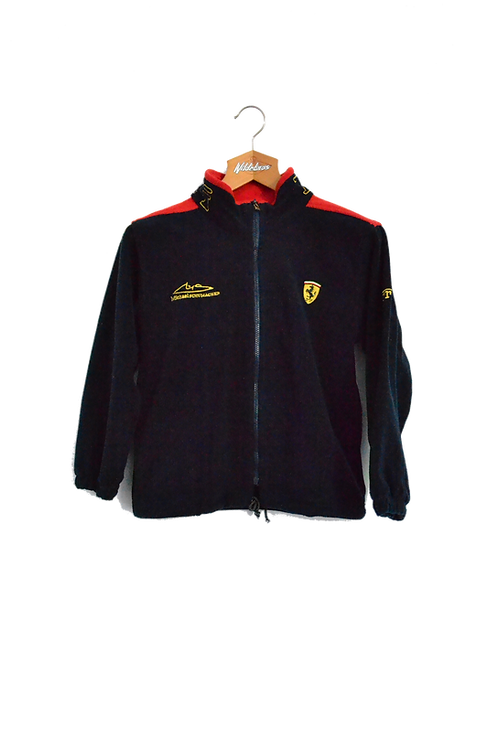 Ferrari Formule 1 Michael Schumacher Fleece Jacket XS
