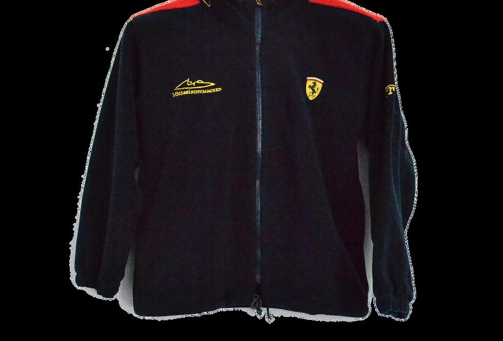 Ferrari Formule 1 Michael Schumacher Fleece Jacket XS