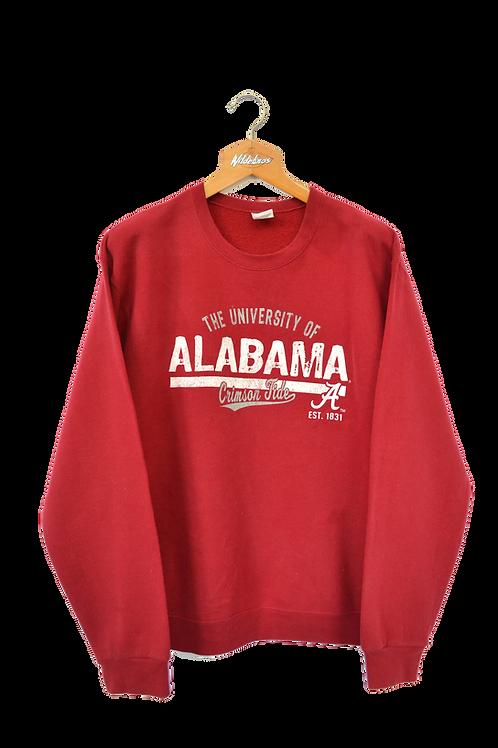 University of Alabama Sweatshirt L