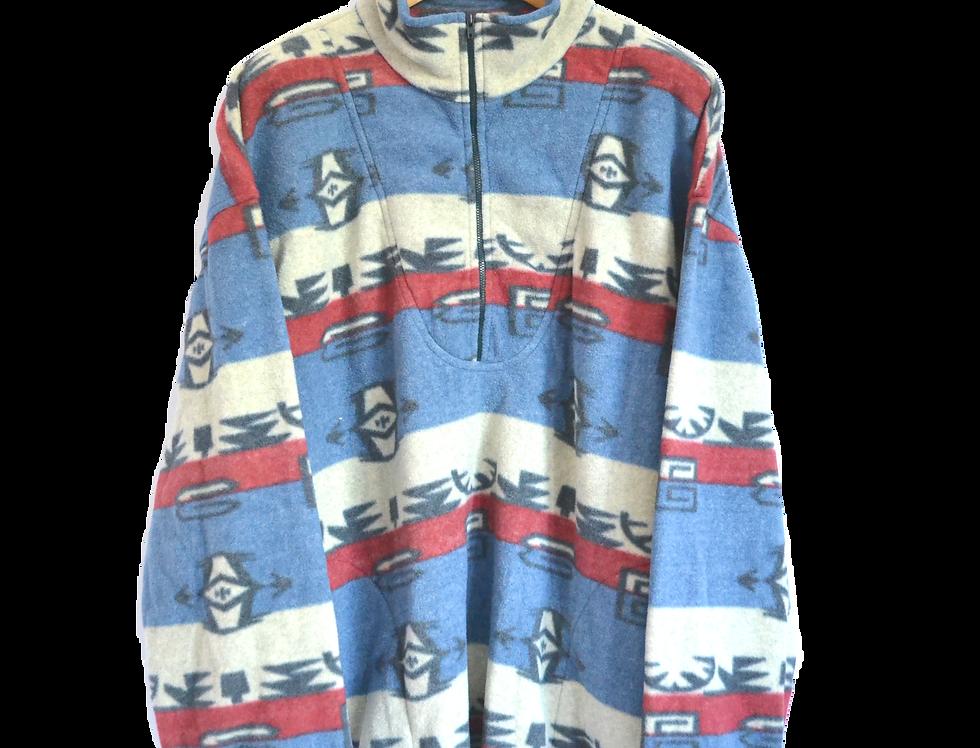 Adidas Crazy Fleece Jacket XXL