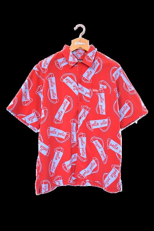 Pelle Pelle Graphic Shirt  L