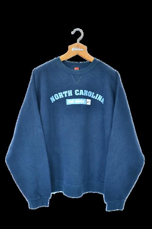 Nike North Carolina Tar Heels 1994 University Football Sweatshirt XL