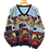 Thumbnail: Inuit 80s knitted Jumper M