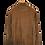 Thumbnail: Natural Coloured Suede Jacket L