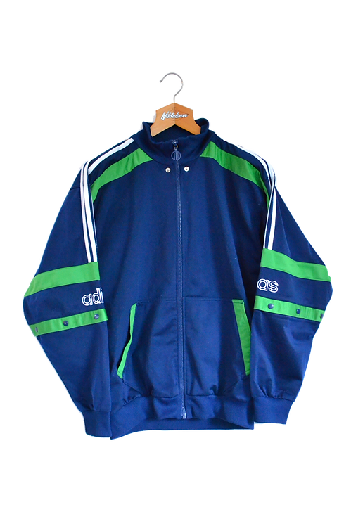 Adidas Button Up Sleeves Jacket M