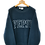 Thumbnail: Original Pepsi 1995 Inside-out Stitched Spellout Sweatshirt XL