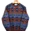 Thumbnail: Purple Inuit Knitted Crewneck M