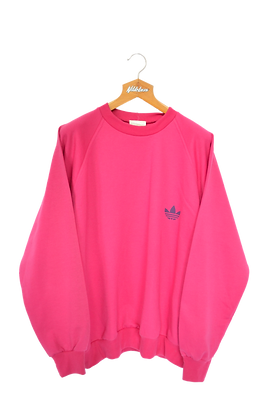 Adidas Originals 90s Bubblegum Sweatshirt XXL