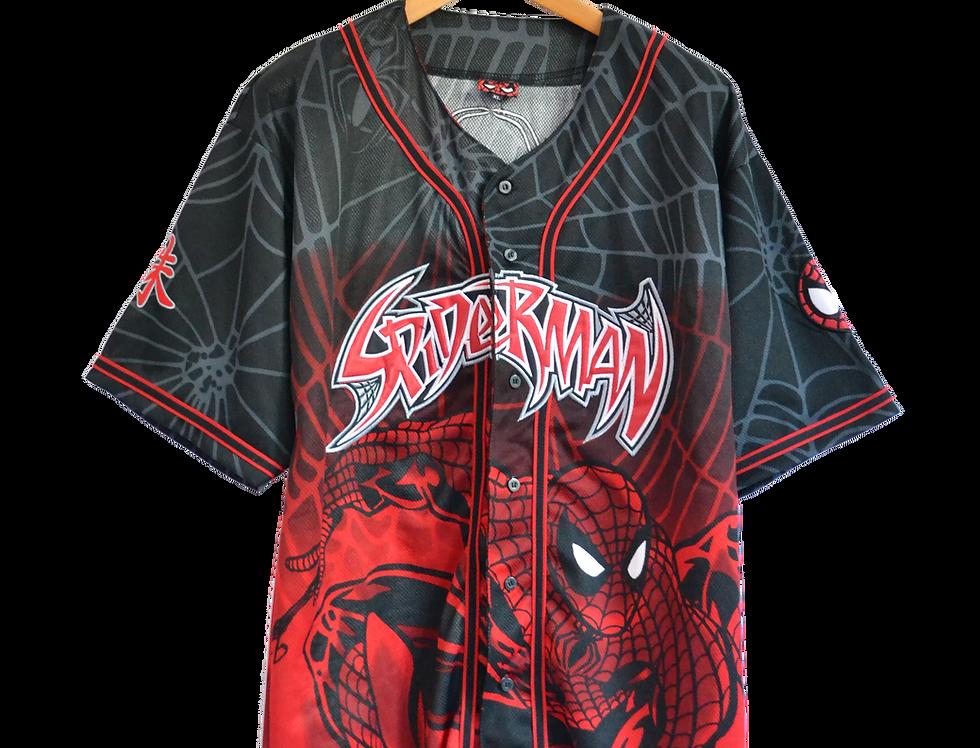 Marvel Comics TM & © 2002 Spiderman Tee XL