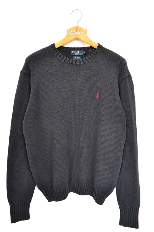 Polo by Ralph Lauren Sweater navy L
