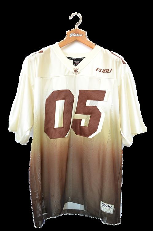 Fubu 00's 05 Cream Jersey L