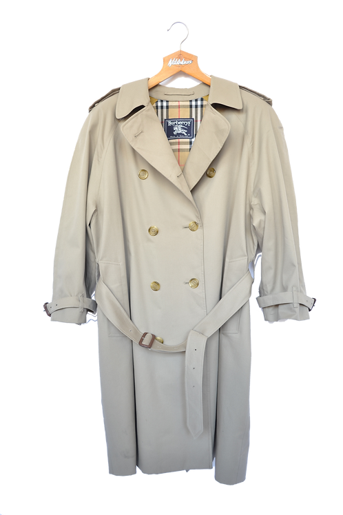 90's Burberrys of London Westminster Trench Coat beige S