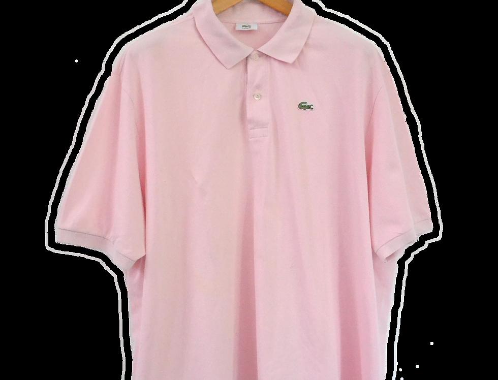 Lacoste Polo Pink Pastel XXXXXL