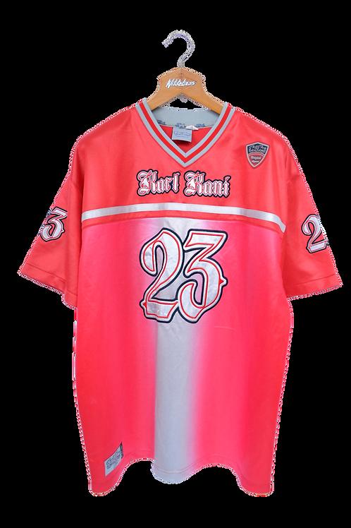 """Karl Kani 90s Jersey """"23"""" XL"""