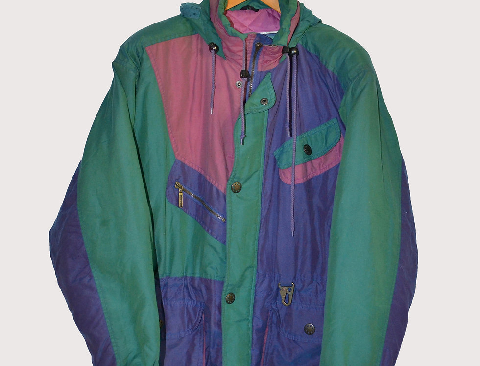 Multi Coloured Jacket S