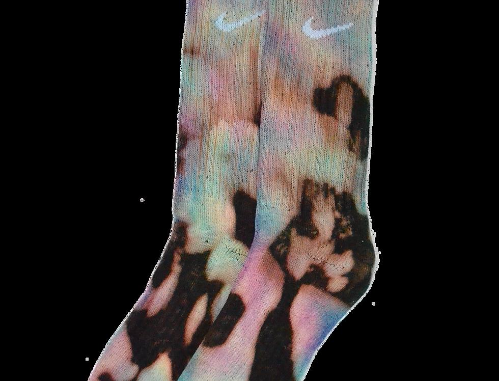 Nike Socks - Deep Oxidized Copper dye 38-42