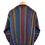 Thumbnail: Multi Coloured Knitted Button up Jacket S