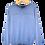 Thumbnail: Carlo Colucci Spellout Blue Sweatshirt M