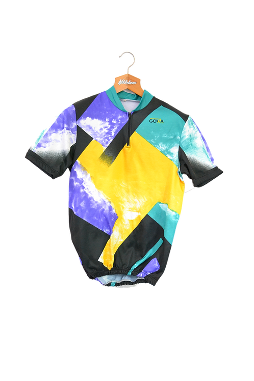 Crazy 80's Cycling Jersey L