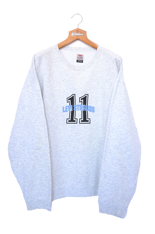 "Levi Strauss Limited Edition ""11"" 90s  Sweatshirt XL"