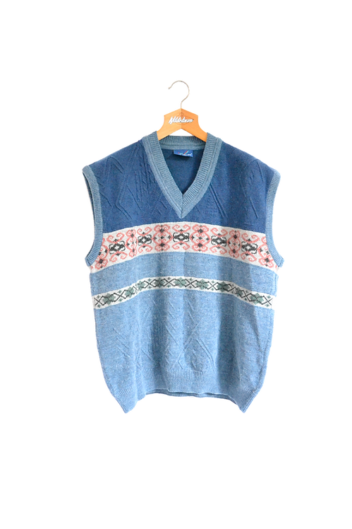 Knitted Scandinavian Spencer L