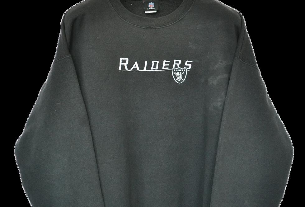 NFL Las Vegas Raiders 2008 Sweatshirt L