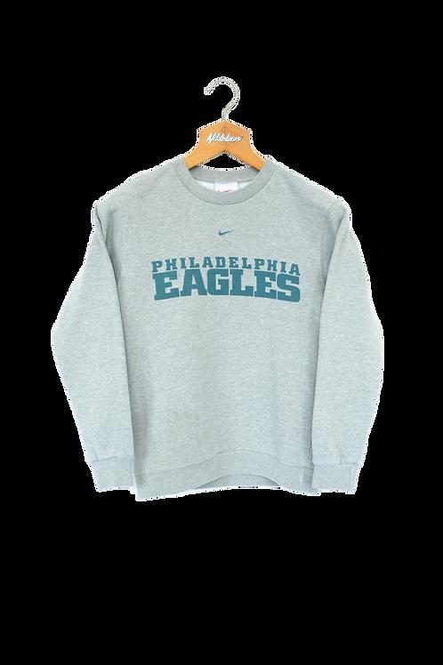 Philadelphia Eagles Nike Crewneck XXS