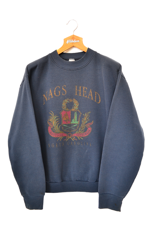 1992 Nags Head, North Carolina Tourist Sweathirt L